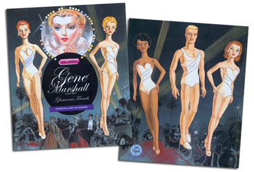 Gene and Friends Paper Dolls