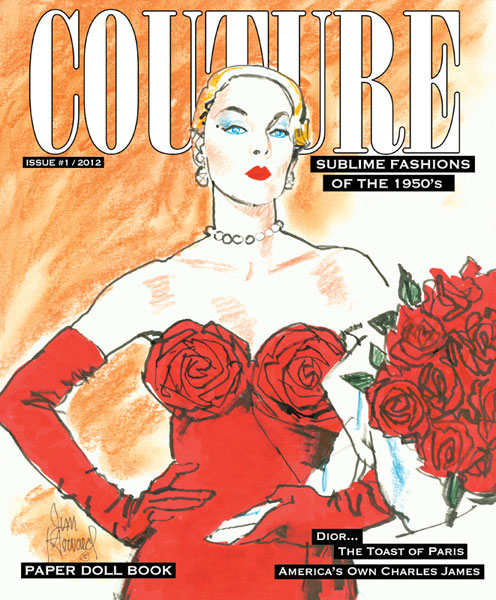 COUTURE: Sublime Fashions of the 1950s