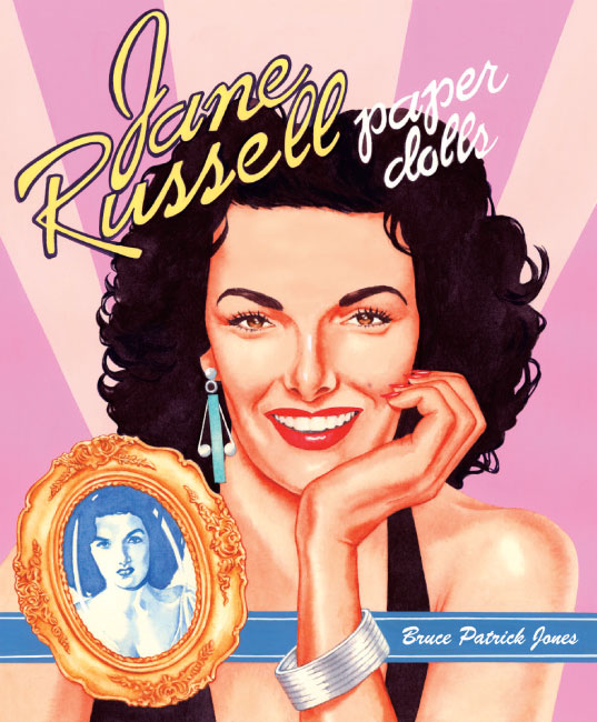 Jane Russell Paper Dolls - Click Image to Close