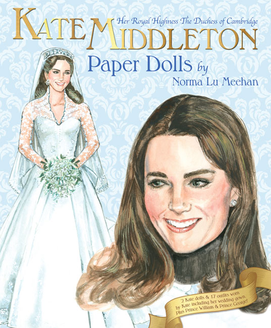 Kate Middleton Paper Dolls - Click Image to Close