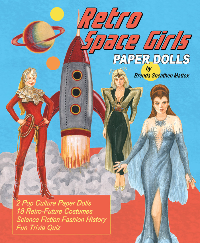 Retro Space Girls