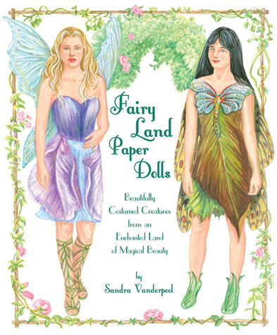Fairyland Paper Dolls