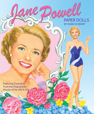 Jane Powell in the Movies Paper Dolls - Click Image to Close