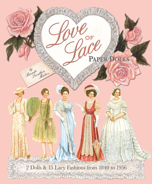Love of Lace Paper Dolls - Click Image to Close