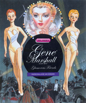 Gene Marshall and her Friends Paper Dolls