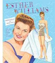 Esther Williams Paper Dolls